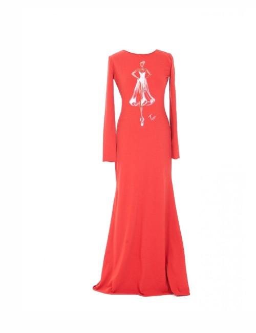 Dominique Casual Dress