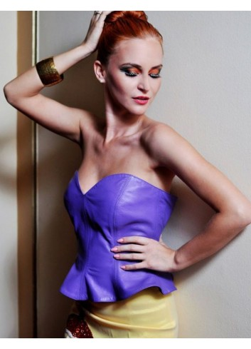 Natalia Bustier