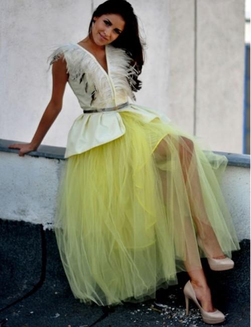 Roxanne Evening Dress