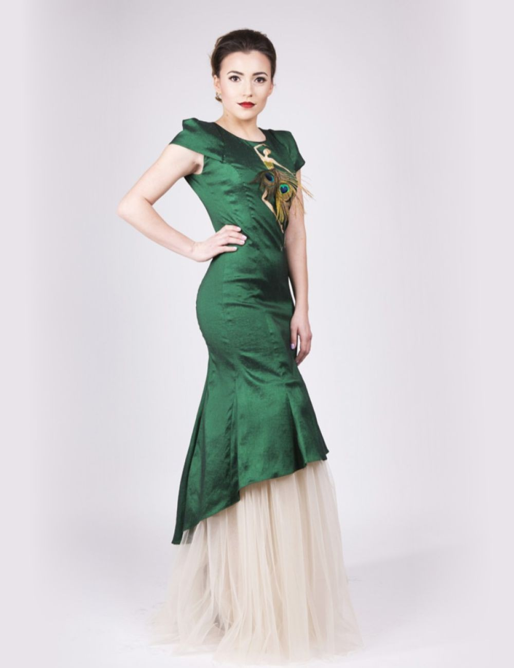 Madie Evening Dress
