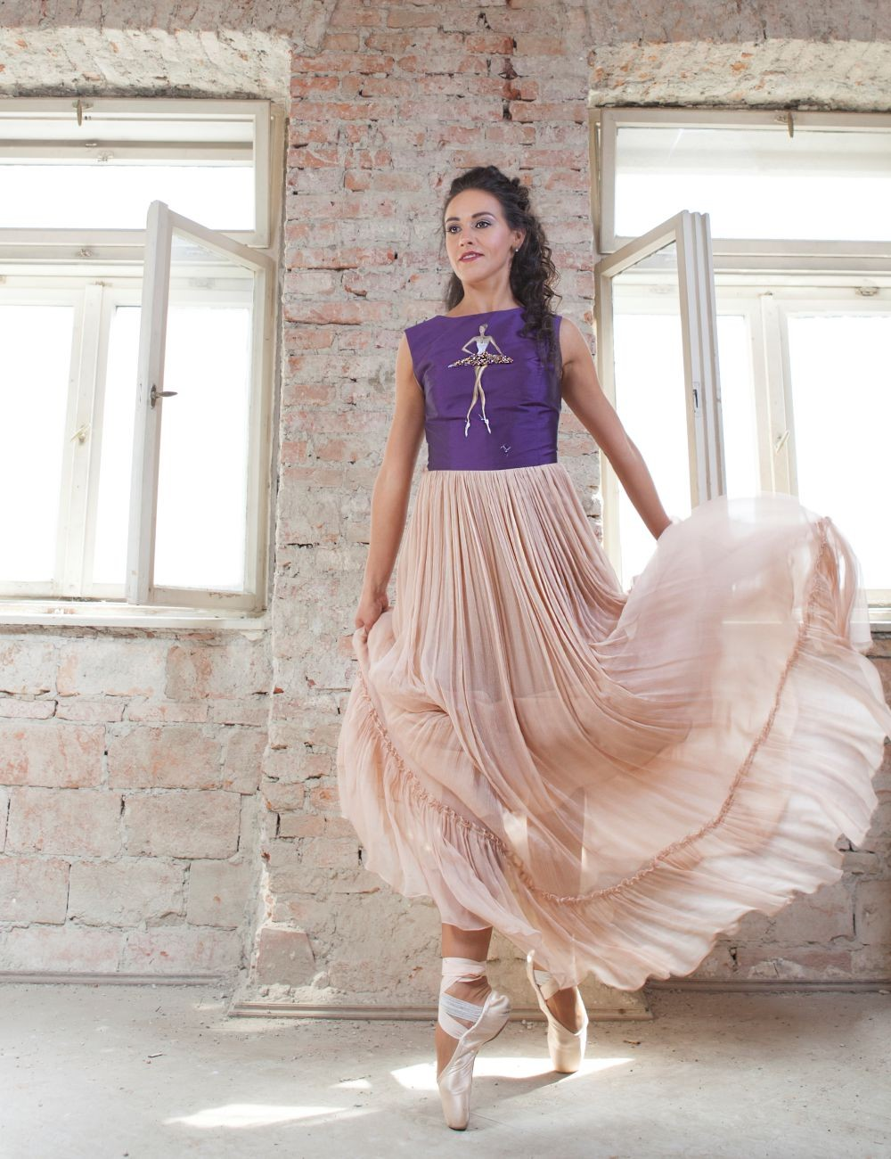 Desiree Evening Dress