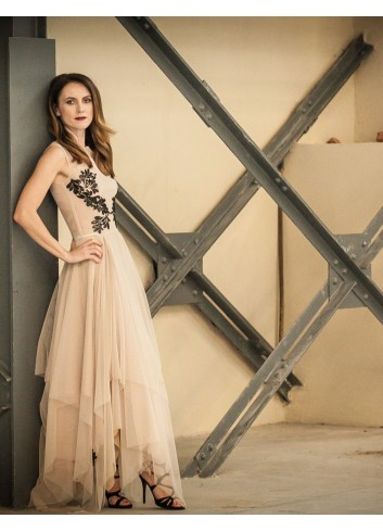 Oryanna Evening Dress