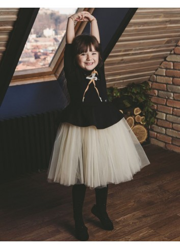 Ballerina Girl Dress