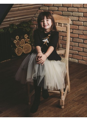 Ballerina Girl Dress