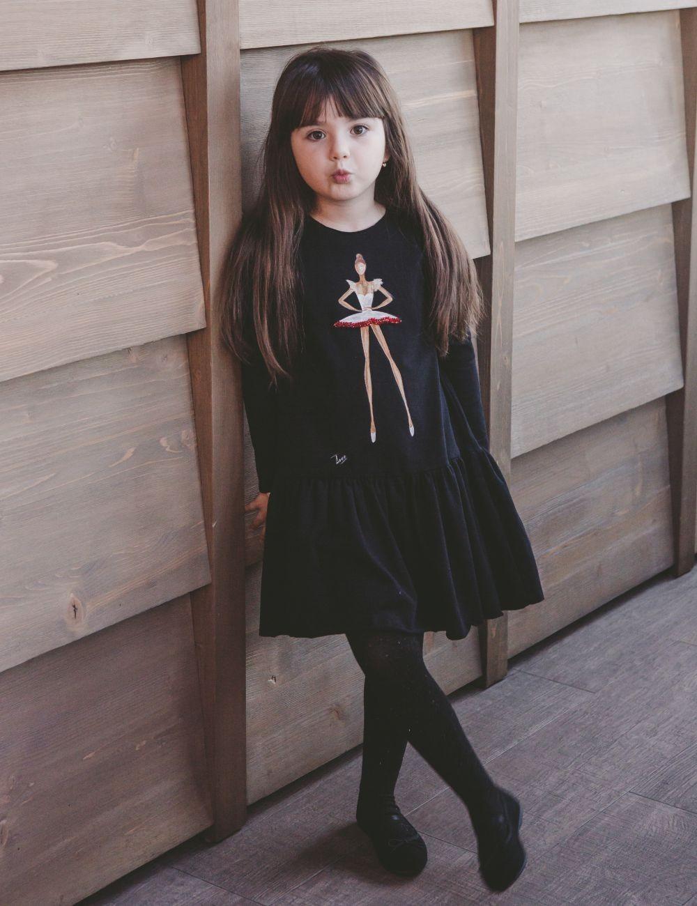 Rochie fete Black Princess
