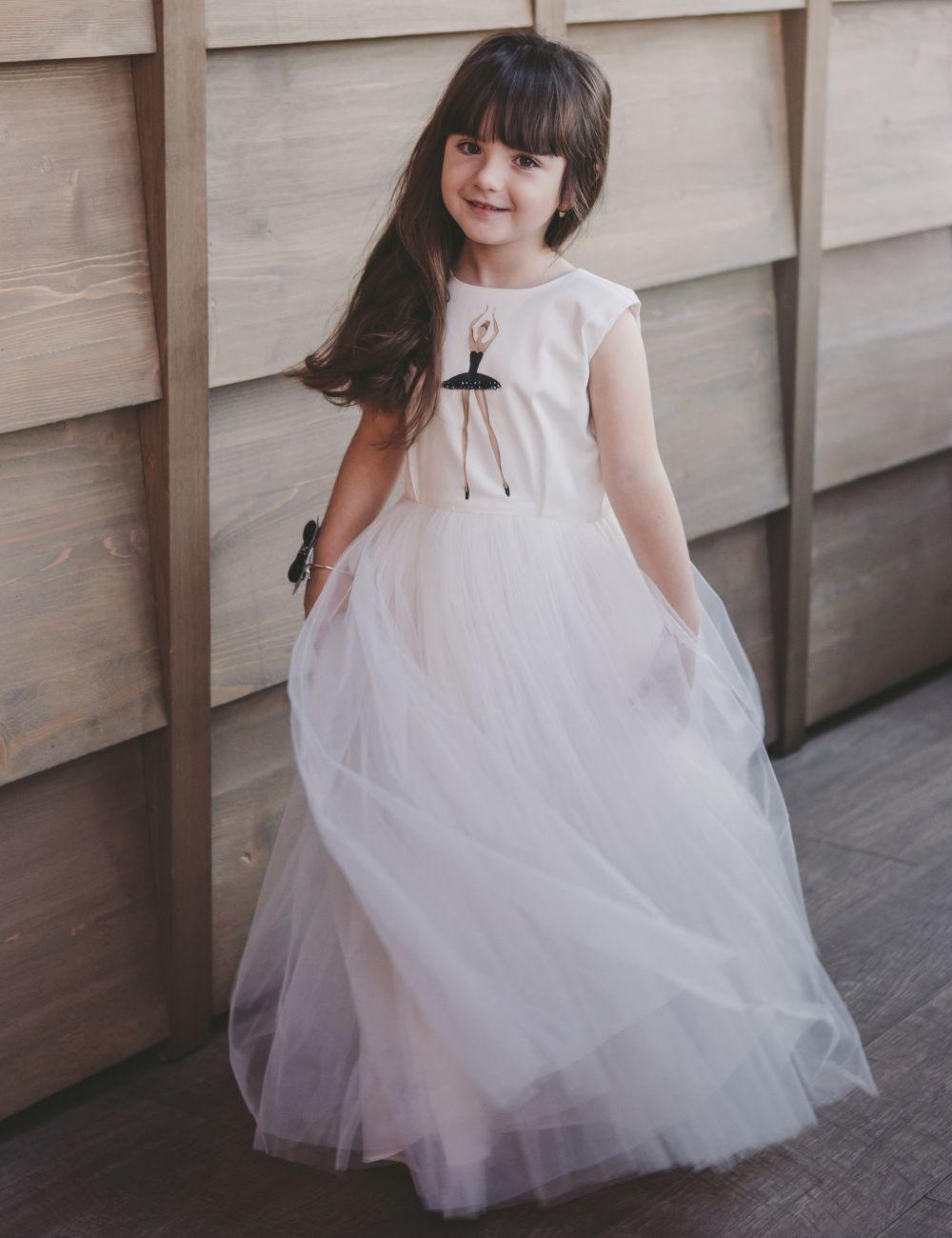 Rochie fete White Princess