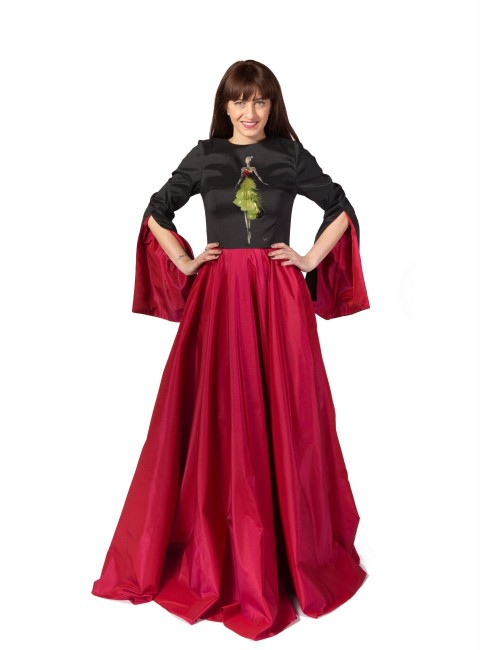 Rebecca Evening Dress