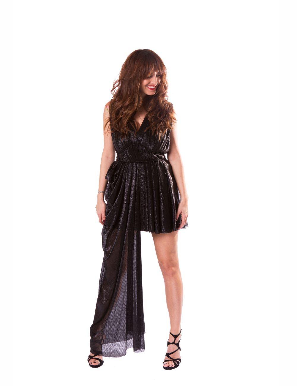 Black Diva Evening Dress
