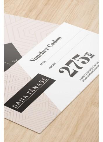 Card Cadou Dana Tanase