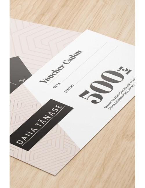 Card Cadou Dana Tanase 500