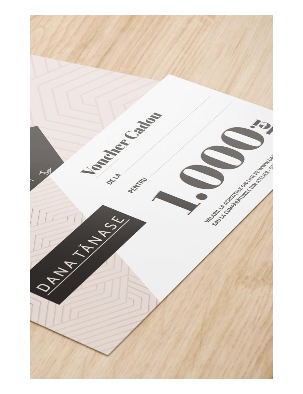 Card Cadou Dana Tanase 1000