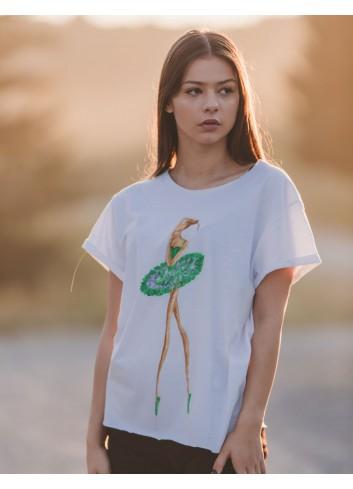 Passionate Ballerina T-shirt