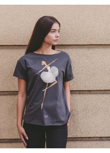 Flying Ballerina T-Shirt