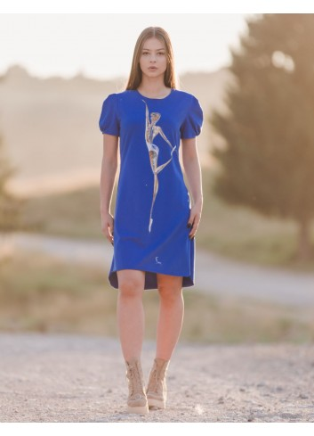 Playfull Ballerina Casual Dress
