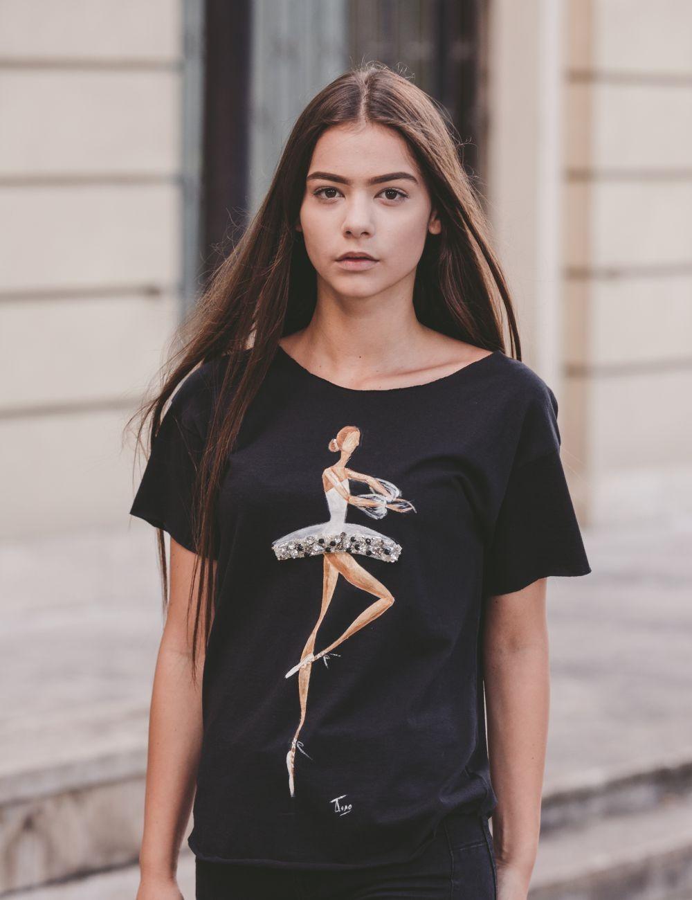Sweet Ballerina T-shirt