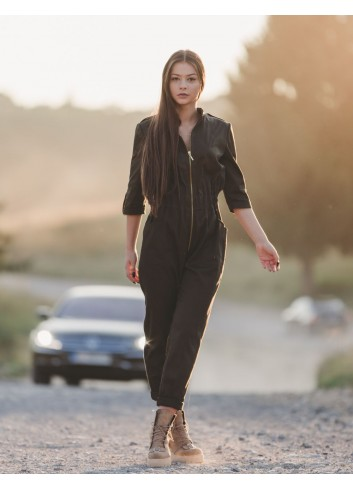 Dynamic Balerina Jumpsuit