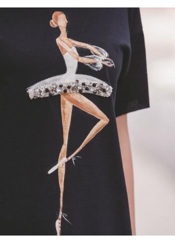 Tricou Sweet Ballerina