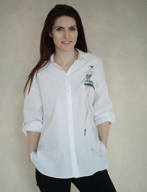 Gigi Boyfriend Shirt