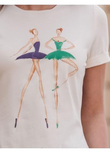 Duo Ballerina T-shirt