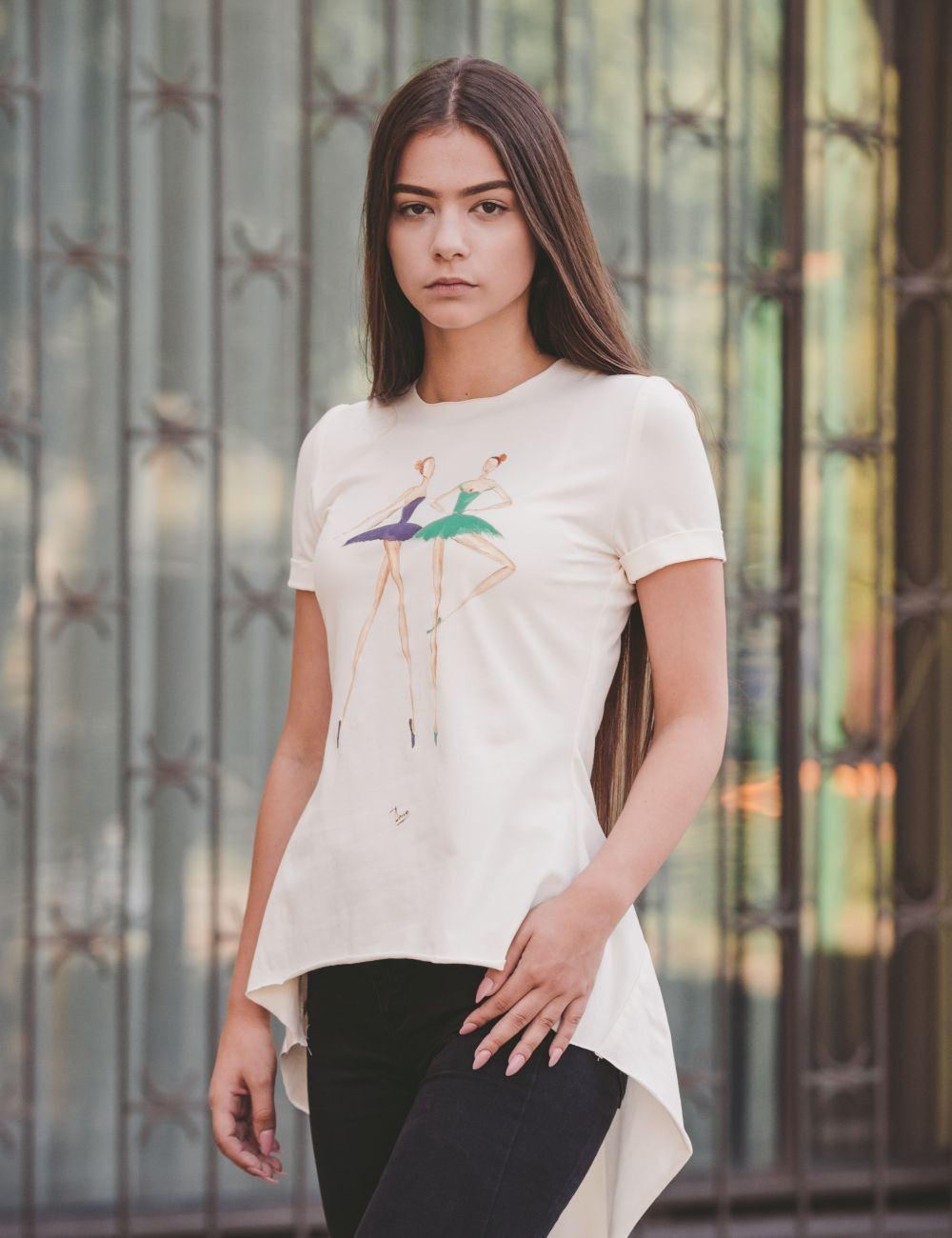 Duo Ballerina T-shirt